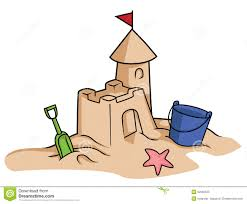 Sand Castle Stock Illustration Of Design