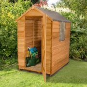 6x3 Shed Bq by Fencing U0026 Garden Products Buy Fencing Direct