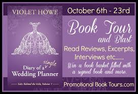 An Interview With Author Of The Diary A Single Wedding Planner Violet Howe