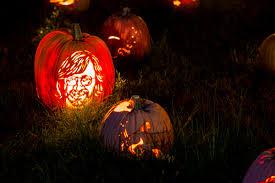 Great Pumpkin Blaze by Photos Ny U0027s Craziest Most Elaborate Jack O U0027 Lantern Display Is