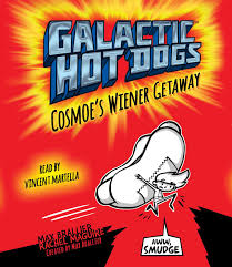100 Food Truck Books Galactic Hot Dogs 1 Audiobook On CD By Max Brallier Vincent