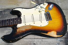 John Frusciantes 62 Stratocaster