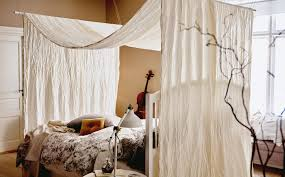 Black Canopy Bed Drapes by Bedroom Black Canopy Bed Curtains Bed Canopy With Lights Net
