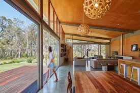 Bush House / Archterra Architects   ArchDaily Home Nicholas J Bush Funeral Inc Serving Rome New York Modular Home Design Prebuilt Residential Australian Prefab Fniture Office Design Very Nice Best 18 Facts About George W Bushs Slightly Motelish Ranch Curbed Modern New In Bush Setting Western Australia Features Teak Stilt Designs Brucallcom And Beach Homes Gallery Youtube Amusing Architectural House Plans Contemporary