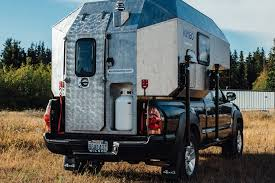 100 Ultralight Truck Campers Kimbo Adventure Camper Turns Your Pickup Into A Firewarmed