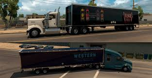 USA Trailers Pack V1.0 For ATS - American Truck Simulator Mod ... Truck Trailer Transport Express Freight Logistic Diesel Mack Two Semi Tractor Trucks With Trailers At A Truckstop On Inrstate Volvo For Sale Commercial 888 8597188 Yellow Peterbilt And Reefer Thermo King Show Of Truck Beamng Drive Alpha Pickup Truck Trailer Small Island Usa Fuel Tank 10 Ats American Simulator Mod Rc Semi Tamiya With Dickie Linde H40 Fork Lift Skins Trailers Mexicousa Companies 12 Chicago Illinois Usa May 3 2014 Stock Photo 213470983 Shutterstock Android Ios Youtube Double Box