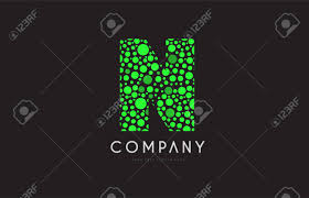 Bubbly 3d Font Letter N Stock Photo More Pictures Of Alphabet IStock