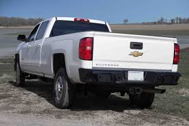 2015-2017 Chevy Silverado 2500-3500 Heavy Duty Rear Bumper - Rear ... Chevrolet Silverado 2500 Hd Ltz Extended Cab 2007 Pictures Used 2012 Chevrolet Silverado 2500hd Service Utility Truck For Chevy 23500 4wd Rear Cantilever 4 Link System 12017 Wheels Custom Rim And Tire Packages 52017 Signature Series Heavy Duty Base 2015 Reviews Rating Motor Trend 2002 Photos Informations Articles Test Drive 2017 44s New Duramax Engine Customizable Wiy Front Standard 19992002 Truck