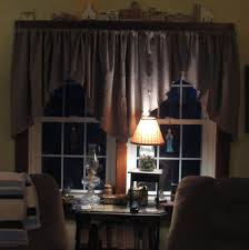 Primitive Country Decorating Ideas For Living Rooms by Living Room Primitive Country Curtain Panels Rustic Red Curtains