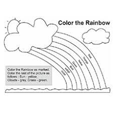 Color Identifying Rainbow 16