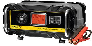 Amazon.com: STANLEY BC25BS 25 Amp Bench Battery Charger With 75 ... Noco 72a Battery Charger And Mtainer G7200 6amp 12v Heavy Duty Vehicle Car Van Compact Clore Automotive Christie Model No Fdc Fleet Fast In Stanley 25a With 75a Engine Start Walmartcom How To Use A Portable Youtube Amazoncom Centech 60581 Manual Sumacher Se112sca Fully Automatic Onboard Suaoki 4 Amp 612v Lift Truck Forklift Batteries Chargers Associated 40 36 Volt Quipp I4000 Ridge Ryder 12v Dc In 20