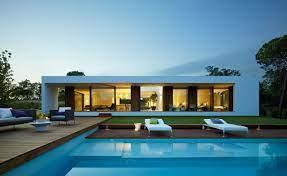 104 Modern Dream House Indigo Home In Contemporary Style In Catalonia
