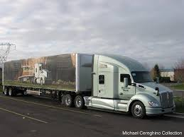 Central Oregon Truck Co Kenworth T-680 With Conestoga Trailer - A ...