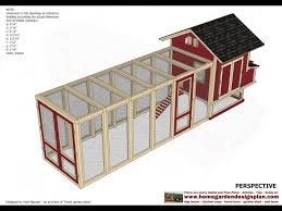 L102 - Chicken Coop Plans Free - How To Build A Chicken Coop ... T200 Chicken Coop Tractor Plans Free How Diy Backyard Ideas Design And L102 Coop Plans Free To Build A Chicken Large Planshow 10 Hens 13 Designs For Keeping 4 6 Chickens Runs Coops Yards And Farming Diy Best Made Pinterest Home Garden News S101 Small Pictures With Should I Paint Inside