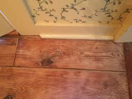 Patching Hardwood Floors This Old House by Finishing Floors With Waterlox Fixing Our Historic House