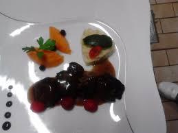 suce dans la cuisine sauté de cerf suce framboise cassis picture of les cigales