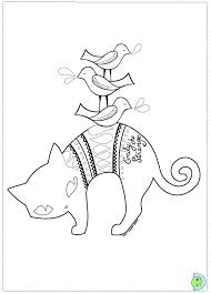Emily The Strange Coloring Pages Printable