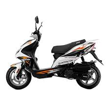 China 2017 50cc 125cc 150cc Patent Gas Scooter