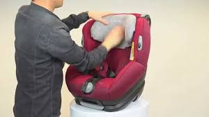 sangle siege auto bebe confort housse éponge pour siège auto groupe 1 opal par bébé confort
