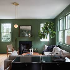 Green Dining Room Color Ideas New Colour Trend Leafy Greens Paint Colors Pinterest