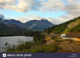 An Truck And Trailer Drive On The South Klondike Highway, Yukon ... 2002 Gmc Yukon Slt 4x417787b Youtube Review 2015 Denali Xl Cadian Auto 2016 Overview Cargurus 2018 The Fast Lane Truck Capsule Truth About Cars 2 Door Tahoeblazeryukon If You Got One Show It Off Chevy Tahoe A Yacht A Brute Magnificent Ride Hennessey Hpe600 On Forgeline One Piece Forged Ultimate Black Edition Vehicles Pinterest Ford Expedition Vs Which Gets Better Mpg Quick Take Motor Trend