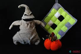 Oogie Boogie Pumpkin Template by Patterns From Other Website N 5 Halloween Special Oogie Boogie