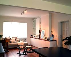 tv dans cuisine entre2lignes aménagement d un séjour cuisine et salon tv dans le