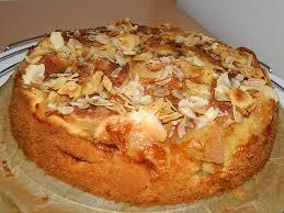 kleiner apfel amaretto kuchen