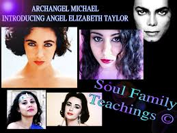 Archangel Michael Introduces Angel Elizabeth Taylor C Michael