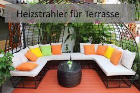 infrarotstrahler für terrasse balkon elektro oder gas