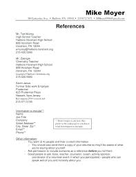 100 Resume Reference Page Example Hirnsturm Me Sample Template Templates