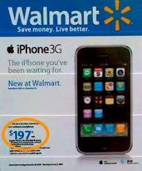 Walmart publicly confirms iPhone sales $197 price