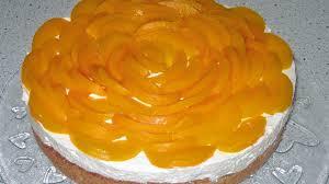 rezept für pfirsich frisch käse torte glutenfrei
