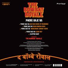 100 Hope Street Studios The Bombay Royale Phone Baje Na Remix 12 The Bombay Royale
