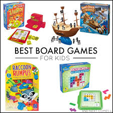 The Best Board Games For Toddlers Preschoolers And Up From Next Comes L
