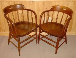 Boat Captains Chair Uk by Wooden Captains Chairs Uk 100 Images Vintage Oak Swivel Desk