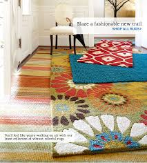 Pier 1 Step up your style with a new rug this spring