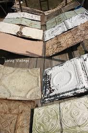 Antique Ceiling Tiles 24x24 by Best 25 Farmhouse Ceiling Tile Ideas On Pinterest Modern