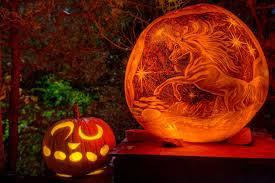 Roger Williams Pumpkin Spectacular 2017 by Halloween 2014 Amazing Pumpkin Carvings Photos Image 1 Abc News