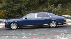 100 2015 Bentley Truck 2016 Mulsanne And Long Wheelbase Caught In Motion Video