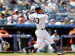 VIDEO ARod Hit His First Home Run Since Returning And Now Yankees