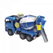 100 Cement Mixer Toy Truck Dimana Beli Bruder S 2744 Man Tga Mainan Anak Biru