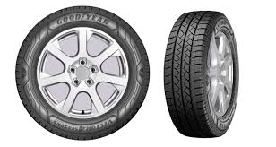 100 Goodyear Truck Tires Unveils Vector 4Seasons Cargo Tire For Light Trucks