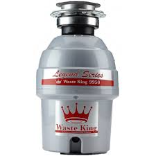 Sink Disposal Leaking From Side by Waste King Legend Series 3 4 Hp Continuous Feed Garbage Disposal