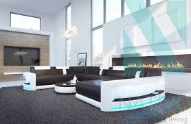mobilier canapé canapé atlantis ac éclairage led nativo mobilier design