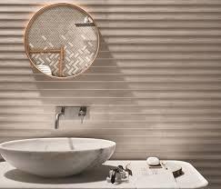 spiegel mit holzrahmen fürs bad schöner wohnen