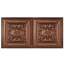 4 X 8 Drop Ceiling Panels by Classic Ceiling Tiles Ceilings The Home Depot