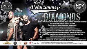09 11 2018 diamonds with dj k d das wohnzimmer