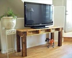 Homemade Tv Stand Pallet Stands For Sale