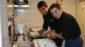 apprenti cuisine être apprenti cuisinier dans un grand restaurant